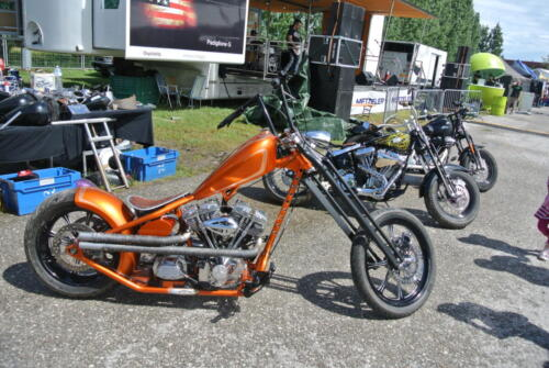 American Dreams Italy Motorcycles