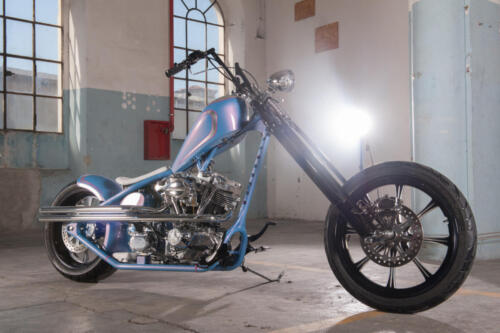 Chopper American Dreams Italy Motorcycles